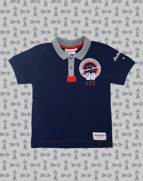 Rocket Racer Polo